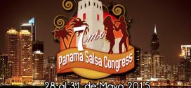 Panamá Salsa Congress 2015 – del 28 al 31 de mayo