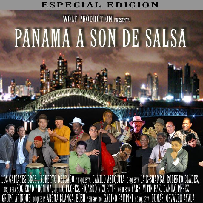 Panama a son de salsa