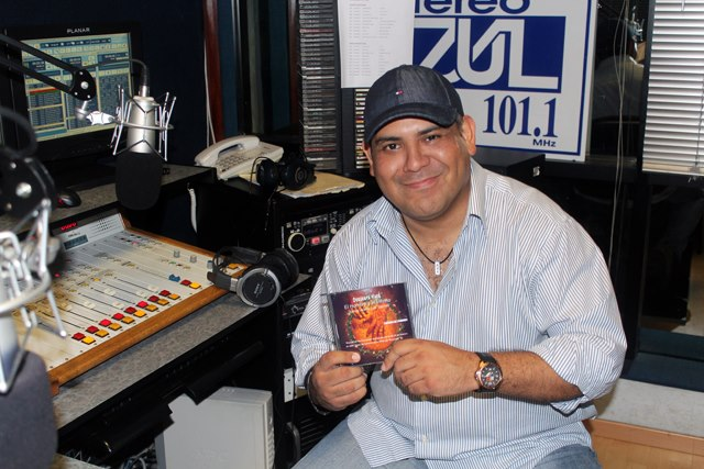 Moisés Rodríguez – Locutor y Presentador