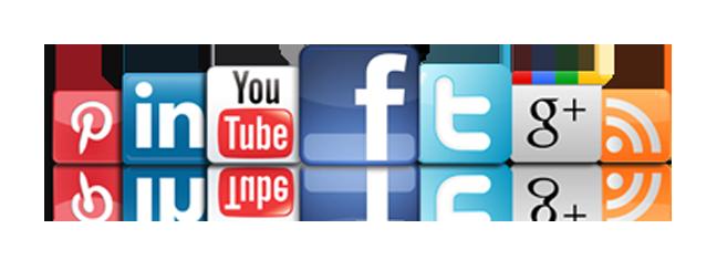 redes sociales varias