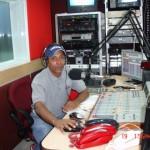 Valentín Ortega – Locutor – KW Continente 95.9 FM