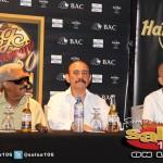 Conferencia de Prensa con El Gran Combo de Puerto Rico 30 de agosto 2013