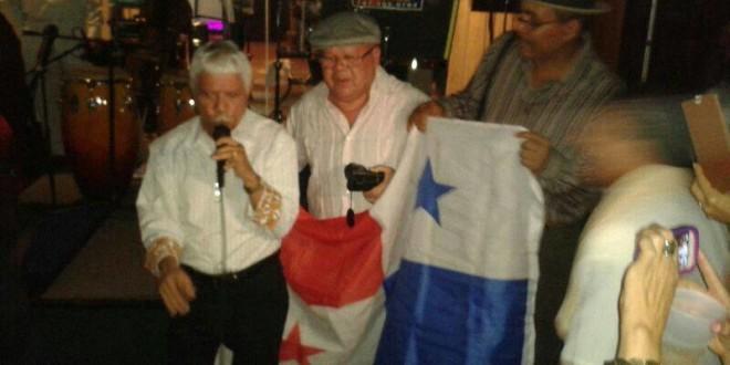 Panameños en el XXXI Día Nacional de la Salsa en Puerto Rico