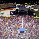 """Rompen récord de asistencia """"Día Nacional de la Salsa"""" en el estadio Hiram Bithorn, en San Juan"""