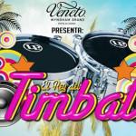 El Rey del Timbal – Competencia en Veneto Casino 12, 19 y 26 de marzo