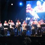 Concierto de la Puerto Rico All Star éxito en Panamá
