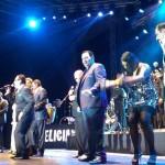 Salsa Giant homenaje anoche a Cheo Feliciano en Acapulco