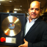 Disco de Oro para Richie Viera en el 16th Salsa Congress L.A.