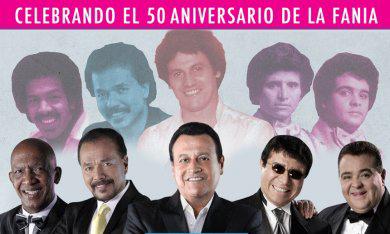 """""""Los Bravos de la Fania"""" iniciarán gira en el James L. Knight Center de Miami"""