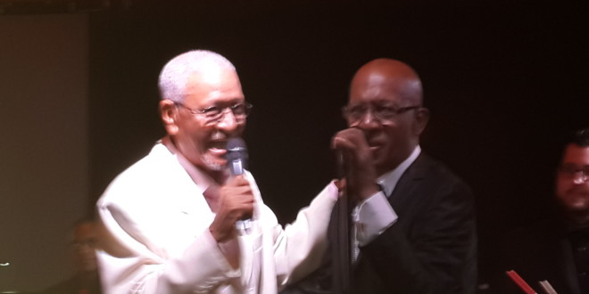 Roberto Roena celebró su 60 años de carrera en el Congreso Mundial de la Salsa