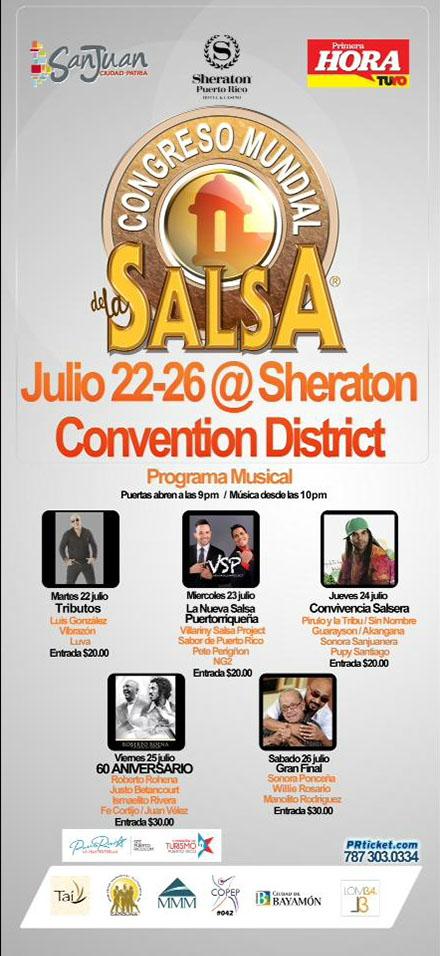 congreso mundial de la salsa