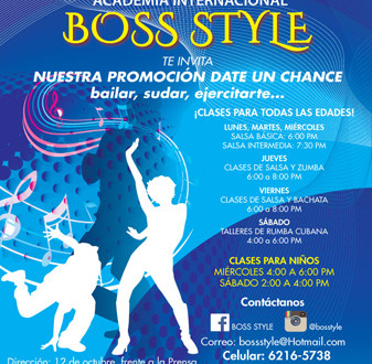 Academia de Baile Boss Style