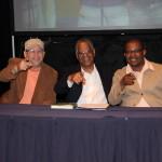Bush, La Kshamba y Sociedad Anónima condecorados por INAC
