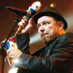 Rubén Blades en concierto con centenar de artistas panameños
