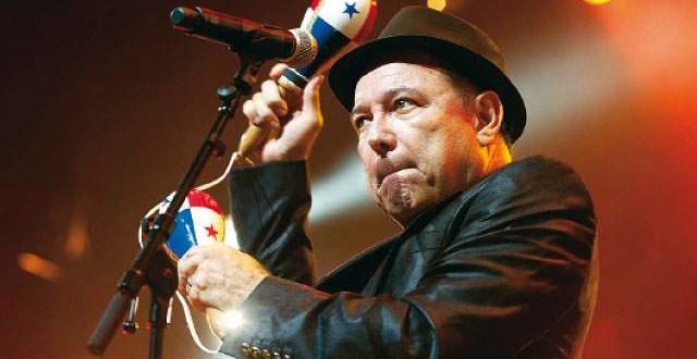 Rubén Blades en concierto estafa centenar de Artistas Panameños