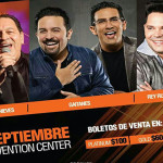 Tour The Kings  – 19 de septiembre en Figali Convention Center