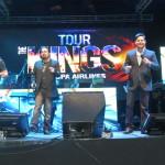 """Los amantes de la Salsa se gozaron el """"Tour the Kings"""""""