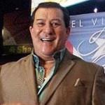 """Tito Rojas presentó su nueva producción discográfica, """"El viajero""""."""