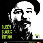"""Ruben Blades en Concierto """"Íntimo"""" en Panamá"""