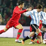 Messi & Cristiano: Volverán a encontrarse pero con sus selecciones