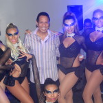 Panamá Salsa Team le celebró cumpleaños a Jimmy Moscoso