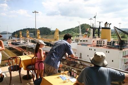 Panama Destino Turistico Canal