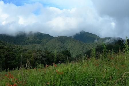 Panama Destino Turistico volcanbaru
