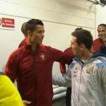 Cristiano gana el duelo a Messi 1-0 amistoso de selecciones