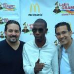 Gaitanes en Latin Grammy / Street Parties – Miami