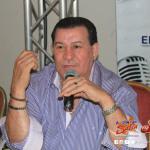 Tito Rojas: Conferencia de Prensa en Panamá