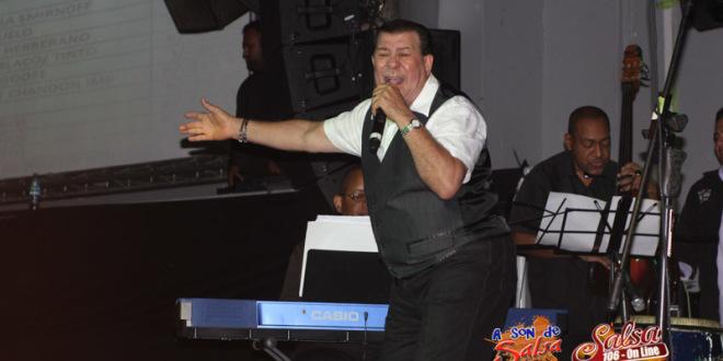 Tito Rojas volvió a deleitar a sus fans en Latitud 47