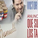 """Víctor Manuelle: #1 en Billboard Latin con """"Que suenen los tambores"""""""