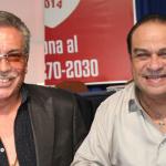 Tony Vega y Pedro Arroyo listos para la Teletón en Panamá