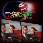 Panamá queda Sub Campeón en el World Latin Dance Cup 2014