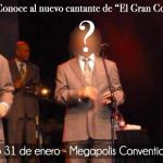 El Gran Combo: Conoce a su nuevo cantante en Panamá