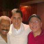 Lefty Perez audiciona con el Gran Combo de Puerto Rico