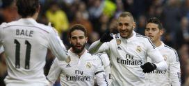 Real Madrid le gana 4-1 a la Real Sociedad en la LIGA