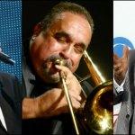 Ruben Blades, Willie Colón y Oscar de León se presentarán en Carnaval