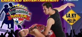 Concurso Nacional de Salsa en Grupo 27 de marzo y 17 de abril