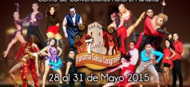 Panamá Salsa Congress: Programación de los talleres de baile