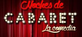 Noches de Cabaret – Teatro ABA del 7 a 19 de abril