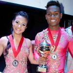 Panamá gana Concurso Internacional de Baile