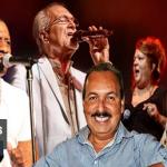 """""""Puerto Rican Master"""" Luisito Carrión, Ray de la Paz, Paquito Guzman en N.Y."""