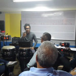 Talleres de Percusión para todo público en la Fundación Danilo Perez