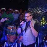 Luis Enrique en acústico en aniversario de W Radio en Discoteca Bling