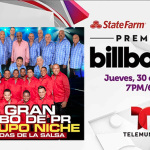 El Gran Combo vs Grupo Niche para mejor grupo Premios Billboard