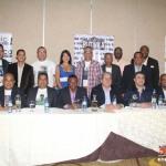 """Conferencia de Prensa con """"El Canario"""" José Alberto y los """"Salsa Defenders"""""""