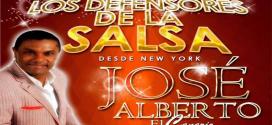 """José Alberto """"El Canario"""" y los Defensores de la Salsa – 17 de abril"""