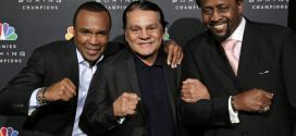3 de los 5 boxeadores que en los 80s derrotarían a Mayweather