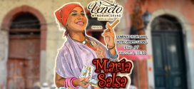 """María Salsa """"El Musical"""" domingo 19 de abril en Hotel Veneto"""